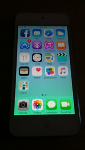 Blue Ipod Touch 32 gig. 5th generation. New