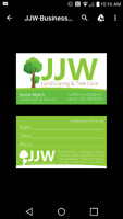 JJW landscape and tree care
