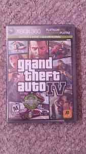 Grand Theft Auto IV (4) - Xbox 360 Game -