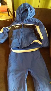 Columbia Snowsuit Size 4T