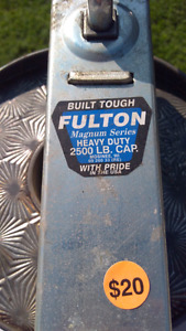 Fulton jack for sale