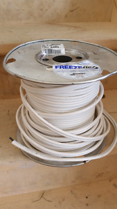 Partial spool of Remex SIMpull electrical cable.