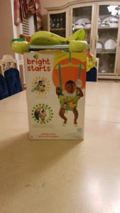 Bright start jumper