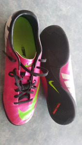 Nike Mercurial indoor soccer shoes