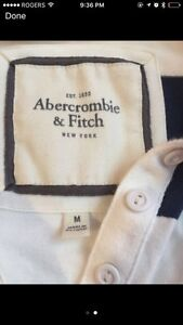Abercrombie & Fitch Rugby Style Top Kingston Kingston Area image 2