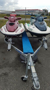 Seadoo's with Trailer