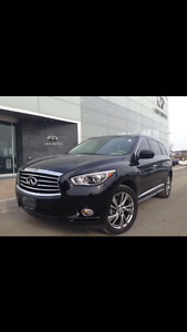 2014 Infiniti QX60 SUV Top Model fully loaded