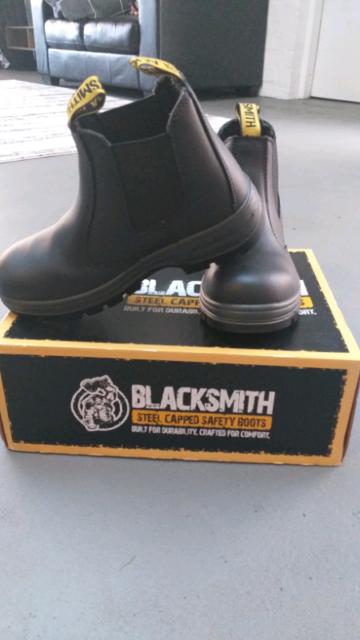 5526477df4e Blacksmith Steel Capped Workboots | Men's Shoes | Gumtree ...