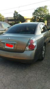 2005 Nissan Altima 2.5 S Very Good Condition, need to be gone!