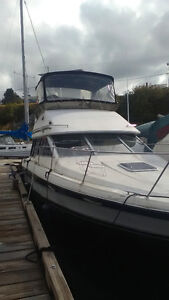 29 ft byliner in good working condition located in Powell river