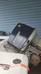 New Price - Boat, Motor, and Tilt-Trailer - Wife Says Must Go! Cambridge Kitchener Area image 5