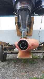 Merc 35hp Jet drive