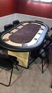 Poker Table for Sale $300.00