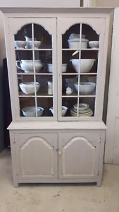 Charming Shabby Chic Cupboard