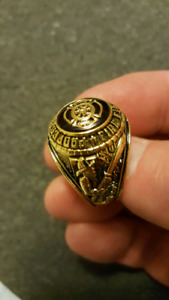..Great Christmas gift..FIREFIGHTERS  RING..