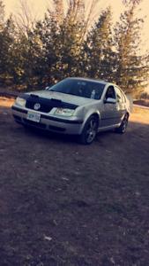 2002 Volkswagen Jetta GLI Sedan