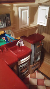 Excellent Condition Large Kitchen Play Stand. **COBOURG AREA** Peterborough Peterborough Area image 3