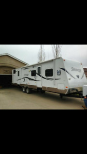 2012 Sprinter trailer 308BHS