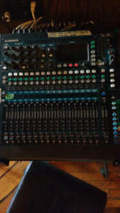 Allan and Heath 16 Channel Mixer