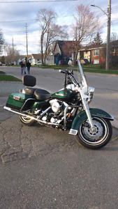 1998 HARLEY DAVIDSON FLHR ROAD KING