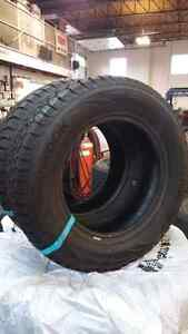 185/70R14 Hankook Winter I-Pike RSV Kitchener / Waterloo Kitchener Area image 3