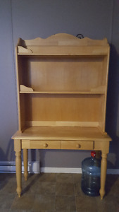 hutch or display cabinet