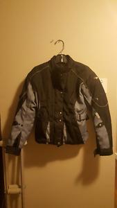 Women's Teknic motorcycle jacket. Size 6. Like new.