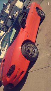 original 1999 camaro ss with low km's