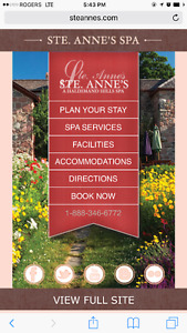 St Anne's Spa Day