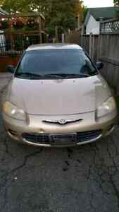 2001 Chrysler Sebring LS ***AS IS***
