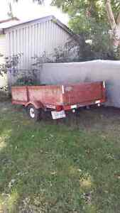 Utility trailer For Sale Reduced to $500.00 firm London Ontario image 1