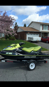 REDUCED! END OF SEASON DEAL 2005 SEADOO RXT VERY LOW HOURS