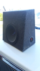 **Reduced** 12 inch Subwoofer with $50!