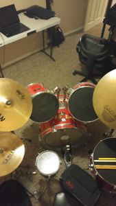 Red Pearl Export Series 8pc Starter Kit