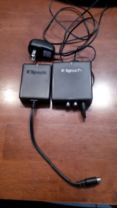 Klipsch WA-2 wireless transmitter for sub-woofer!!