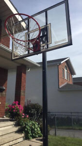 8 foot Basketball Net with water fill able base