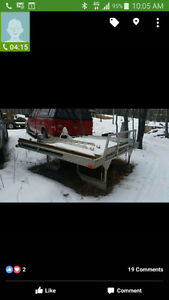 Double ATV or sled  truck deck Fitz  any size truck $1600 OBO