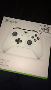 Manette Xbox one blanche