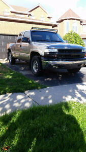 2001 Chevrolet C/K Pickup 2500 WITH SNOW PLOW