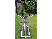 Davina McCall Crosstrainer/exercise bike