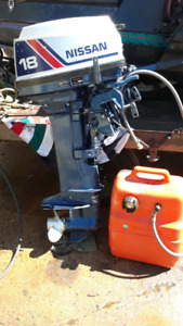 18hp outboard
