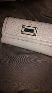 Blush pink Guess Wallet