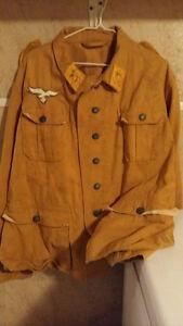 GERMAN WW2   Africa Corps Uniform Edmonton Edmonton Area image 1