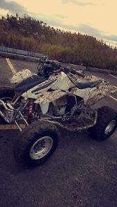 Honda Trx 450R 3900$