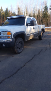 2003 gmc 1500 5.3 L z71 off road