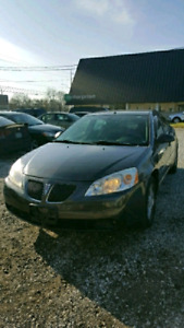 2006 Pontiac G6 SE in EXCELLENT CONDITION WITH SAFETY!