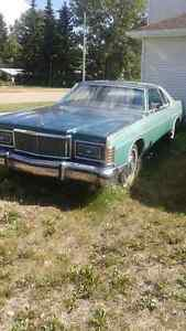 1978 Mercury Grand Marquis Coupe (2 door)