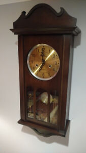 15 Day windup clock with chime