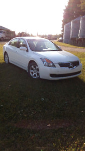 2009 Nissan Altima SL Sedan