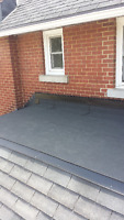 **ROOF REPAIRS**Flat and Shingle 35 YRS. EXP.